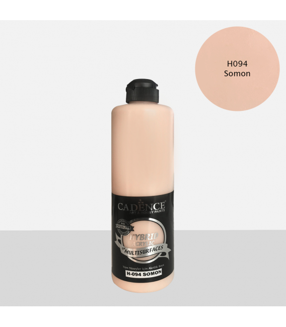Cadence H094 Somon Multisurface Akrilik Boya 500 ML