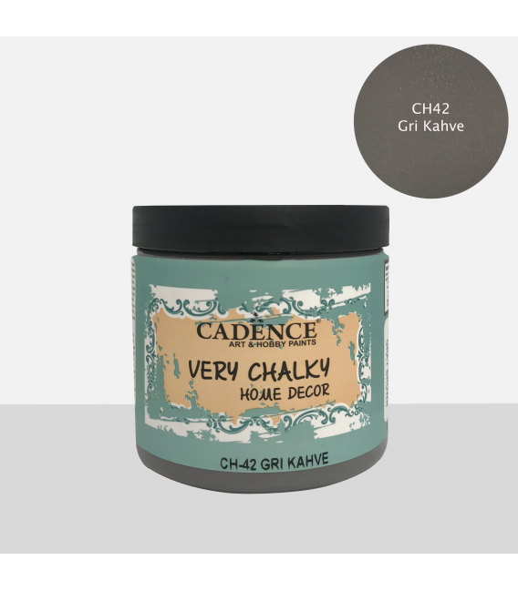 CH42 Gri Kahve - 500ML Very Chalky Home Decor