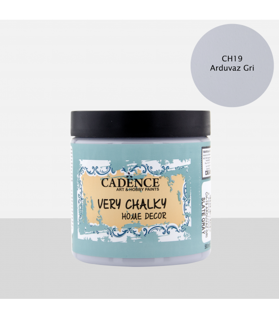 CH19 Arduvaz Gri - 500ML Very Chalky Home Decor