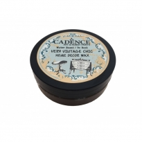 Kahverengi Home Decor Wax